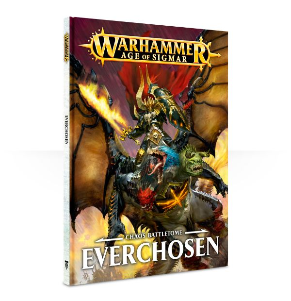 Battletome: Everchosen-Warhammer AOS-Multizone: Comics And Games | Multizone: Comics And Games