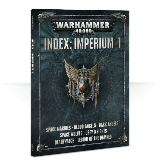 Index: Imperium Vol 1 (English)