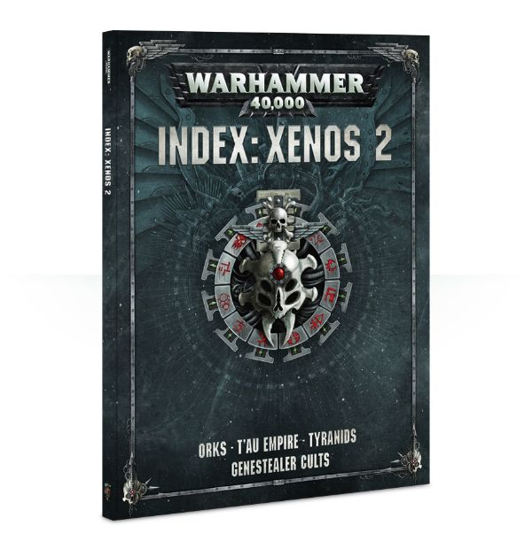 Index: Xenos Vol 2 (English)-Warhammer 40k-Multizone: Comics And Games | Multizone: Comics And Games
