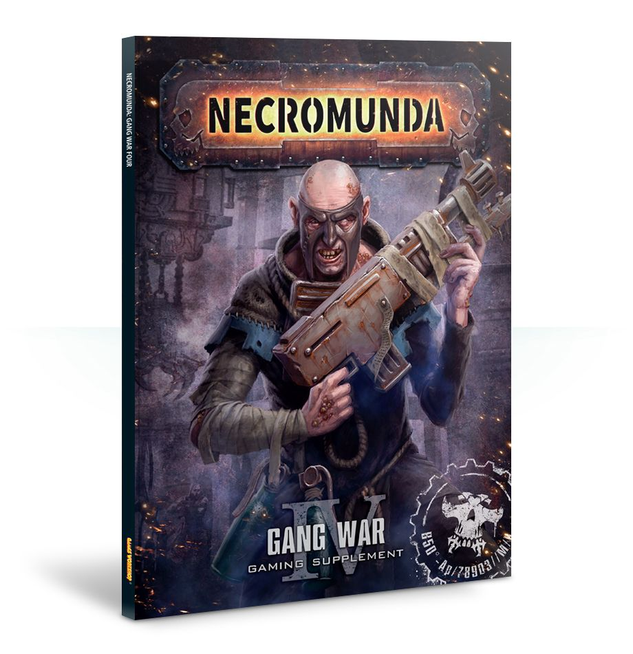 Necromunda: Gang War 4-Miniatures|Figurines-Multizone: Comics And Games | Multizone: Comics And Games