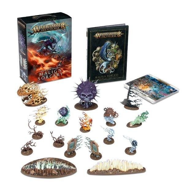 Malign Sorcery-Miniatures|Figurines-Multizone: Comics And Games | Multizone: Comics And Games