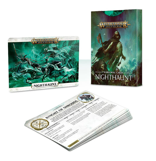 Warscroll Cards Nighthaunt