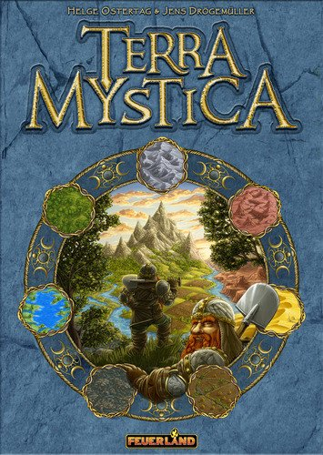 Terra Mystica-Board Game-Multizone: Comics And Games | Multizone: Comics And Games