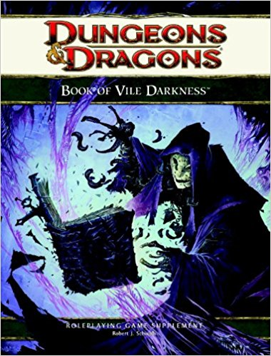 D&D 4e: The Book of Vile Darkness-Dungeons & Dragons-Multizone: Comics And Games | Multizone: Comics And Games