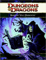 D&D 4e: The Book of Vile Darkness