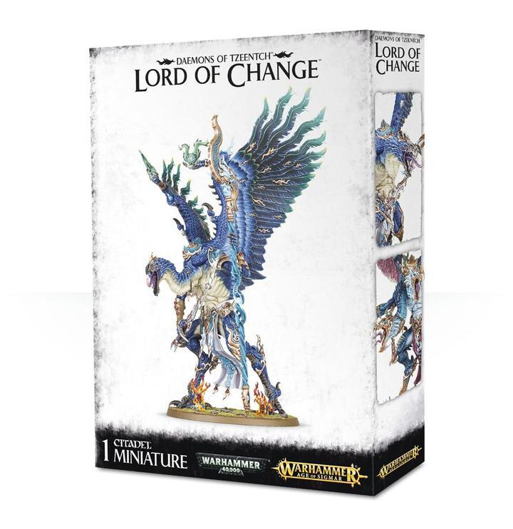 Lord of Change / Kairos Fateweaver | Multizone: Comics And Games
