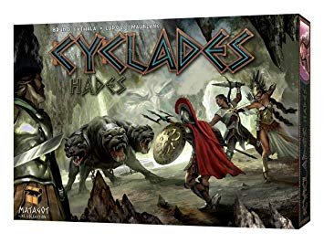 Cyclades expansion - Monuments