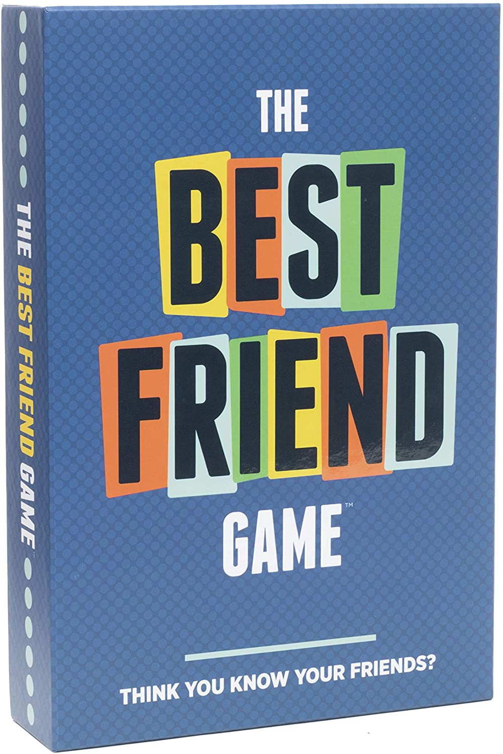 The Best Friend Game | Multizone: Comics And Games