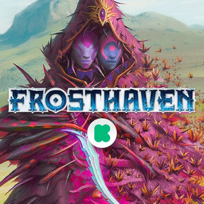 FROSTHAVEN PREORDERS | Multizone: Comics And Games
