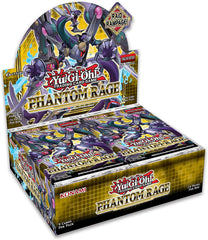 Yu-gi-oh! Phantom Rage Booster | Multizone: Comics And Games