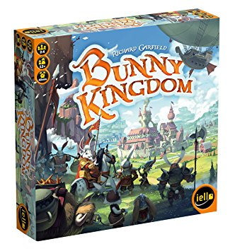Bunny Kingdom (ENG)-Board game-Multizone: Comics And Games | Multizone: Comics And Games