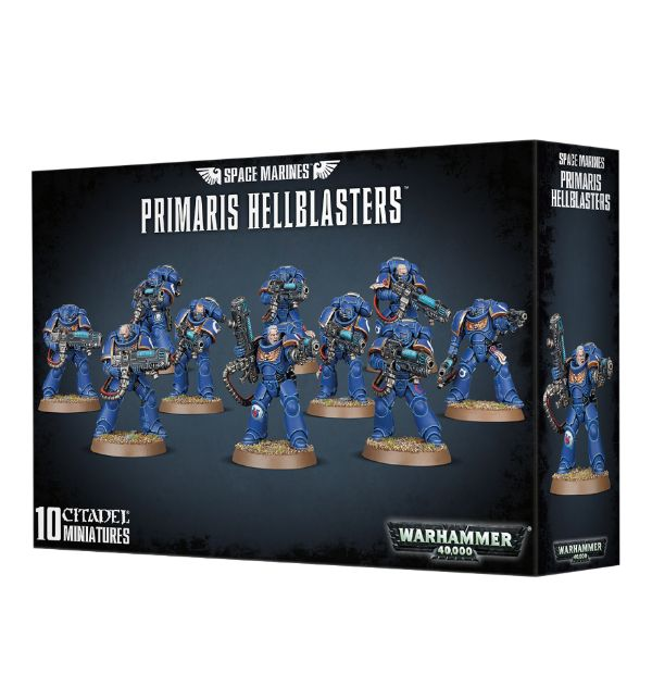 Primaris hellblasters-Warhammer 40k-Multizone: Comics And Games | Multizone: Comics And Games