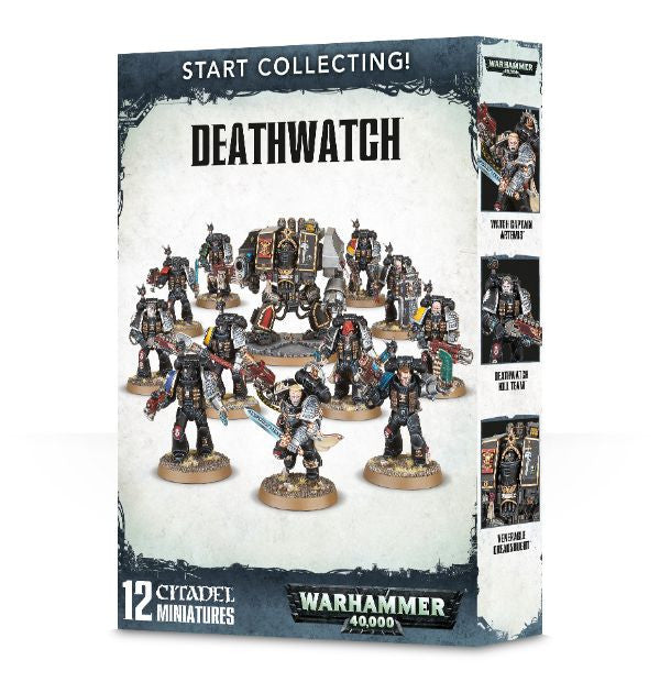 Start Collecting Deathwatch-Miniatures|Figurines-Multizone: Comics And Games | Multizone: Comics And Games