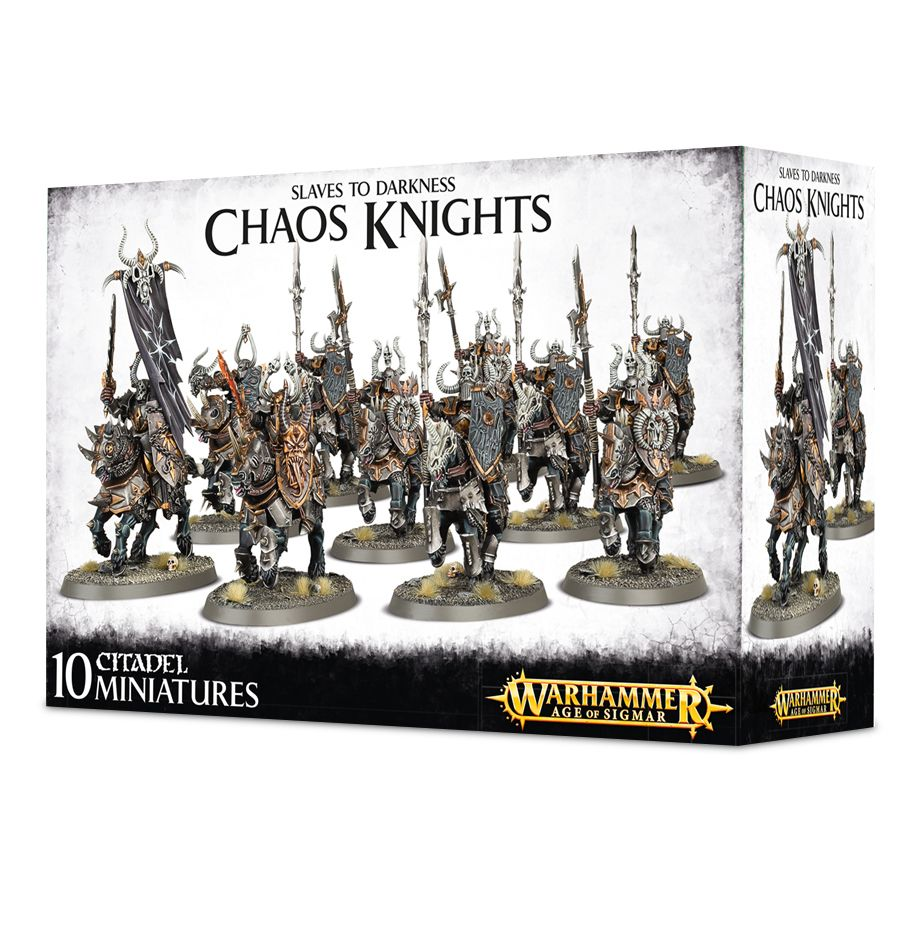 Chaos Knights-Miniatures|Figurines-Multizone: Comics And Games | Multizone: Comics And Games