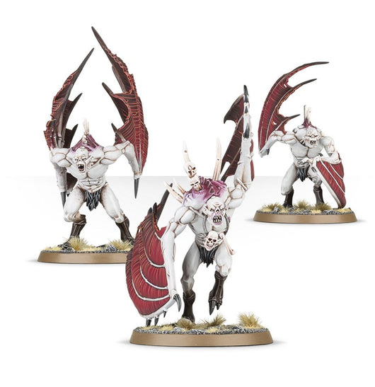 Vargheists / Crypt Horrors / Crypt Flayers