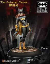 BATGIRL (ANIMATED SERIES)-Batman Miniature Game-Multizone: Comics And Games
