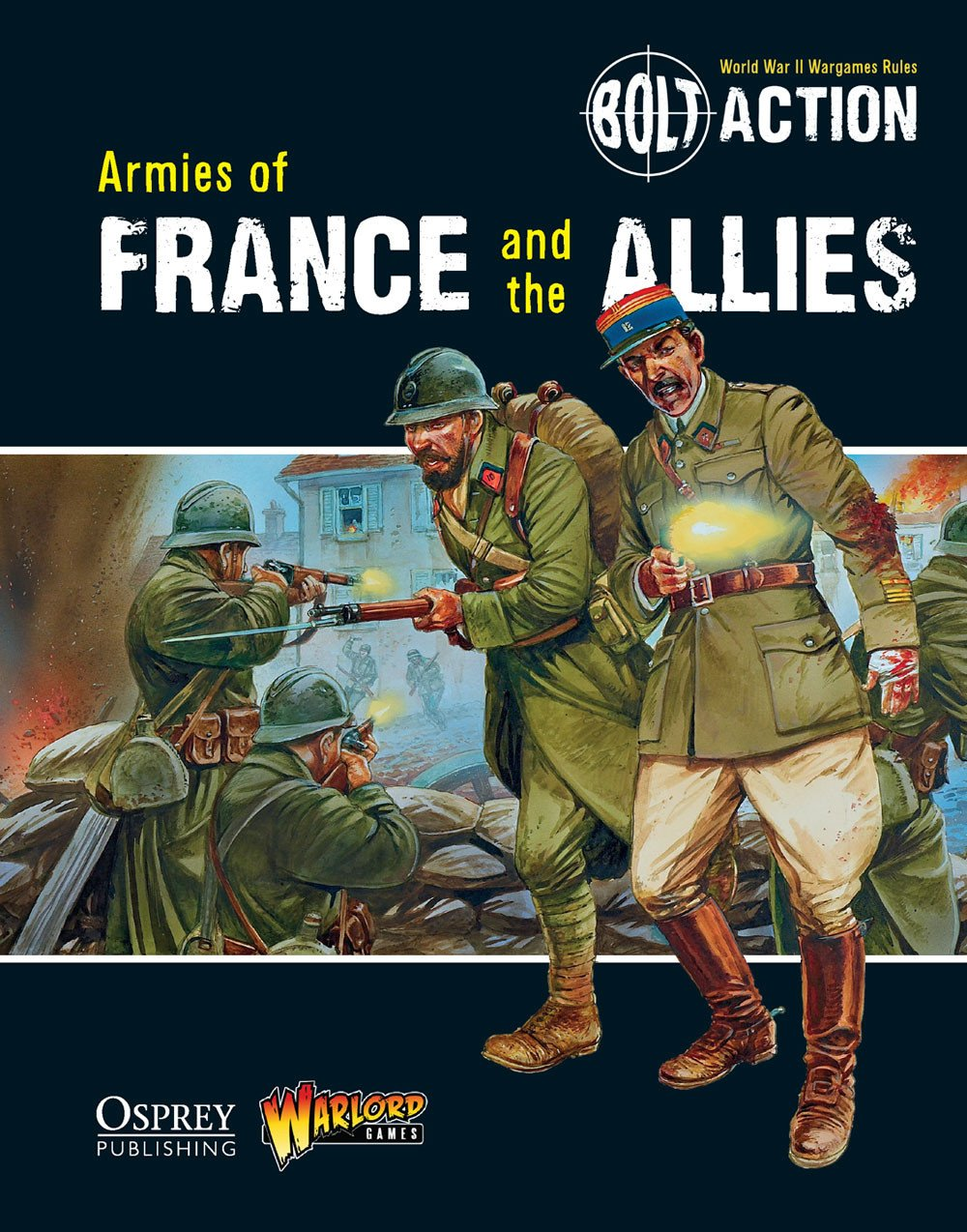 Armies of France and the Allies-Bolt Action-Multizone: Comics And Games | Multizone: Comics And Games