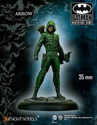 ARROW (SERIAL CHARACTER)-Batman Miniature Game-Multizone: Comics And Games