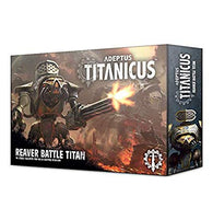 Adeptus Titanicus Reaver Battle Titan-Games Workshop Other-Multizone: Comics And Games