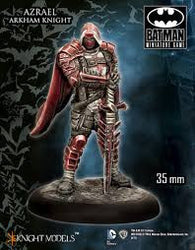 AZRAEL ARKHAM KNIGHT-Batman Miniature Game-Multizone: Comics And Games