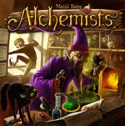 Alchemists (ENG)-Board game-Multizone: Comics And Games | Multizone: Comics And Games