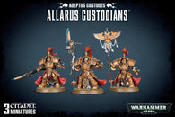Allarus Custodians-Warhammer 40k-Multizone: Comics And Games