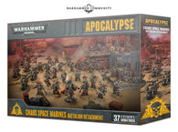 Apocalypse Chaos Space Marines Battalion Detachment-Warhammer 40k-Multizone: Comics And Games