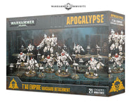 Apocalypse Tau Empire Vanguard Detachment-Warhammer 40k-Multizone: Comics And Games
