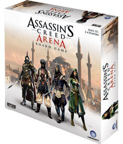 Assassin's Creed: Arena (ENG)