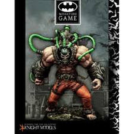 BANE-Batman Miniature Game-Multizone: Comics And Games