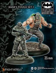 BANE'S THUGS SET I-Batman Miniature Game-Multizone: Comics And Games