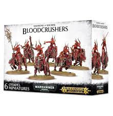 Khorne Bloodcrushers-Miniatures|Figurines-Multizone: Comics And Games | Multizone: Comics And Games