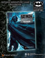BMG RULEBOOK (BATMAN COVER)