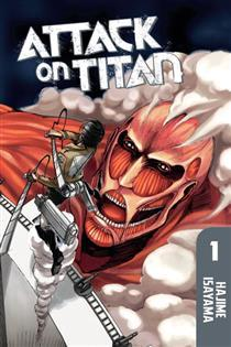 Attack on titan Vol. 1 | Multizone: Comics And Games