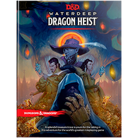 D&D 5e: Waterdeep - Dragon Heist-Dungeons & Dragons-Multizone: Comics And Games