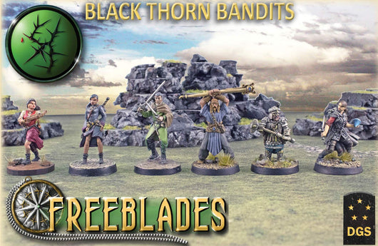 Black Thorn Bandits: Starter Box