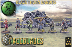 Black Thorn Bandits: Starter Box-Freeblades-Multizone: Comics And Games | Multizone: Comics And Games