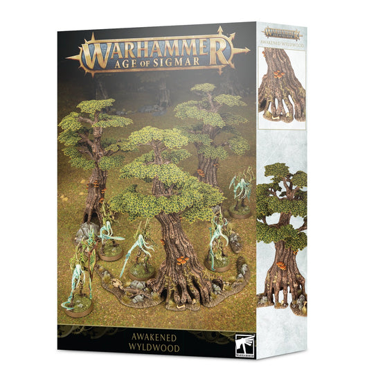 Awakened Wyldwood-Miniature Game Terrain-Multizone: Comics And Games
