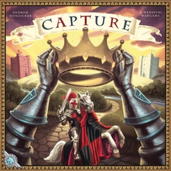 Capture: A Medieval War Game-Board game-Multizone: Comics And Games