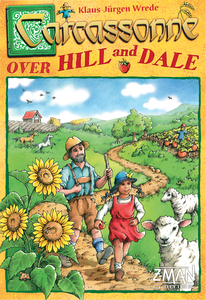 Carcassonne: Over Hill and Dale (ENG)