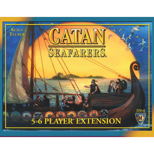 Catan: Seafarers (ENG) (5-6 players)-Board game-Multizone: Comics And Games | Multizone: Comics And Games