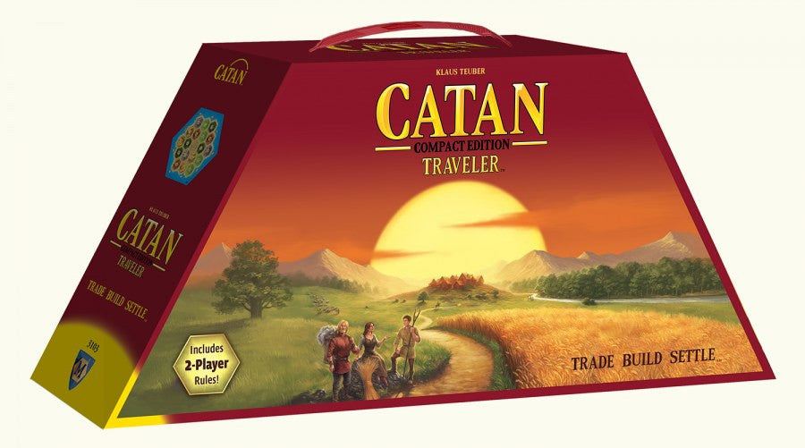 Catan: Traveler – Compact Edition-Board game-Multizone: Comics And Games | Multizone: Comics And Games