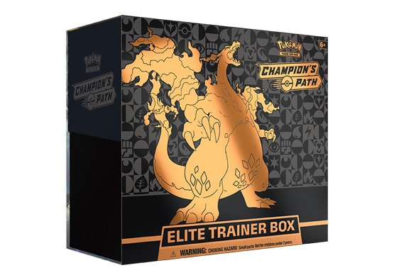 Champion's path Elite trainer Box | Multizone: Comics And Games