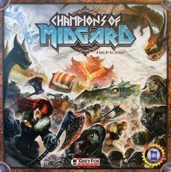 Champions of Midgard (ENG)
