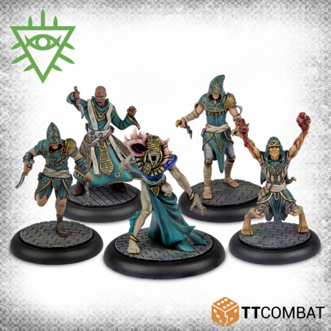 Church Of Dagon-Miniatures|Figurines-Multizone: Comics And Games | Multizone: Comics And Games