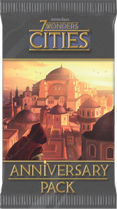 7 Wonders: Anniversary Packs-card game-Multizone: Comics And Games | Multizone: Comics And Games