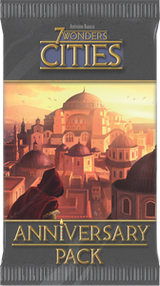 7 Wonders: Anniversary Packs