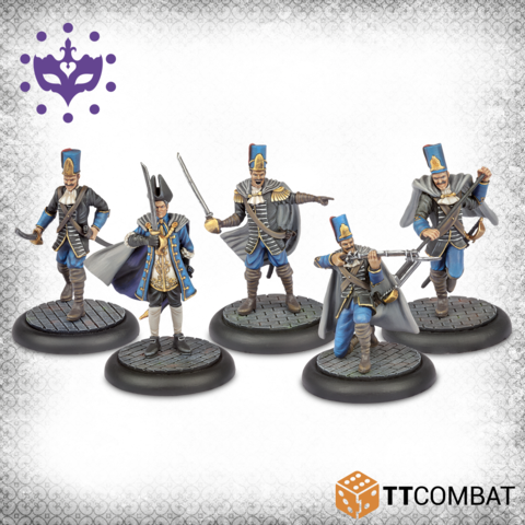 City Guard-Miniatures|Figurines-Multizone: Comics And Games
