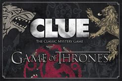 Clue: Game of Thrones-Board game-Multizone: Comics And Games | Multizone: Comics And Games
