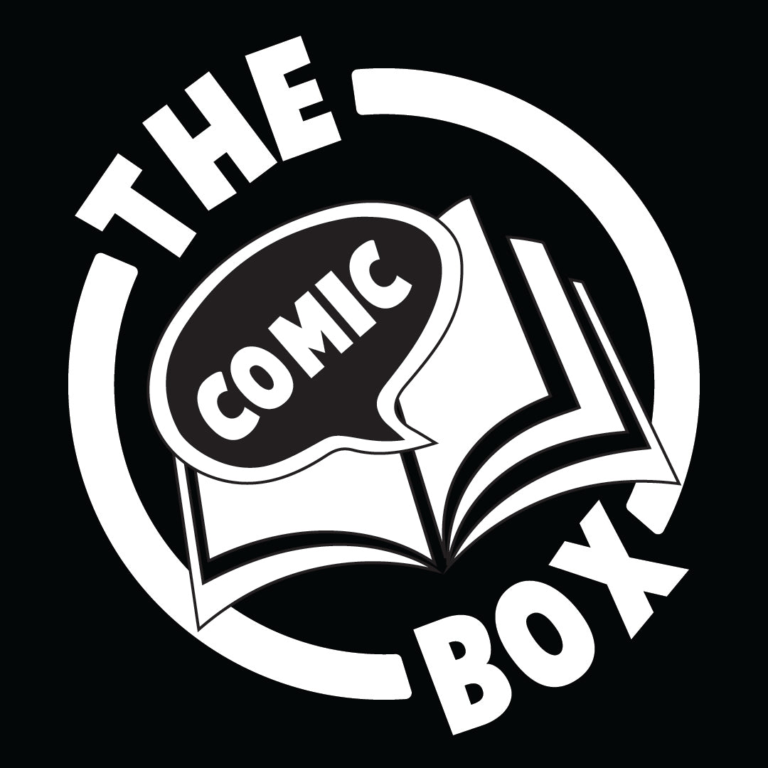 The Comic Box | Multizone: Comics And Games